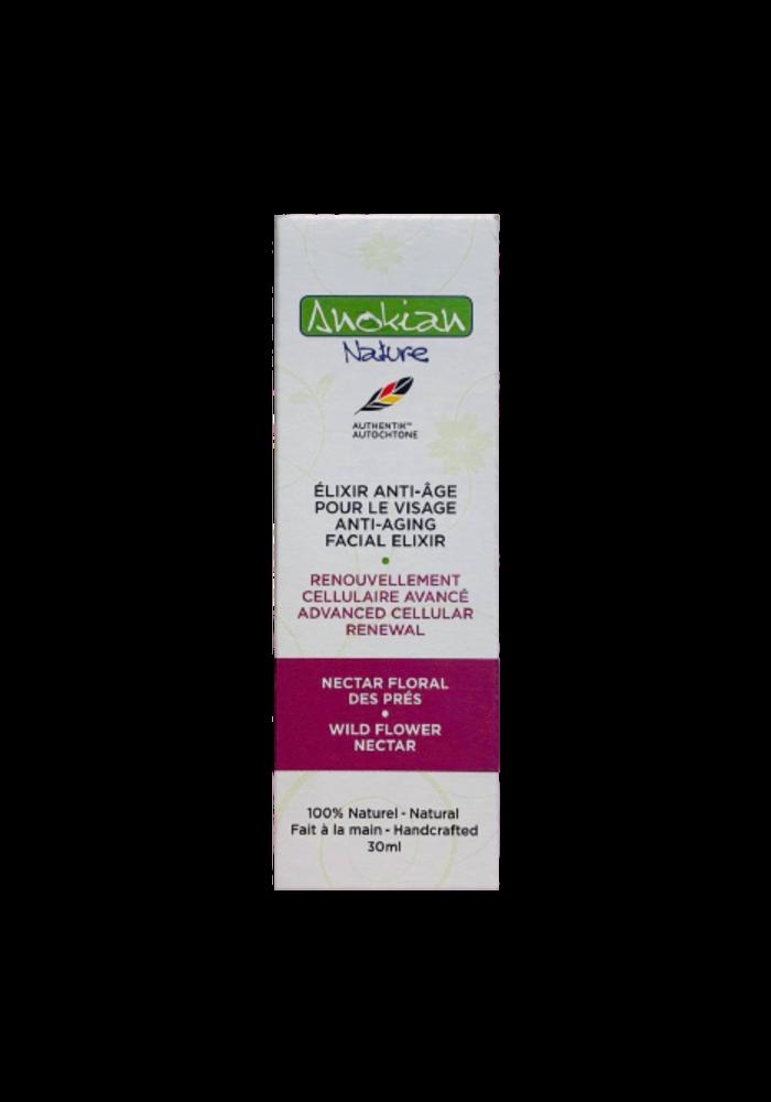 Anokian - Elixir anti-âge pour le visage et contour yeux