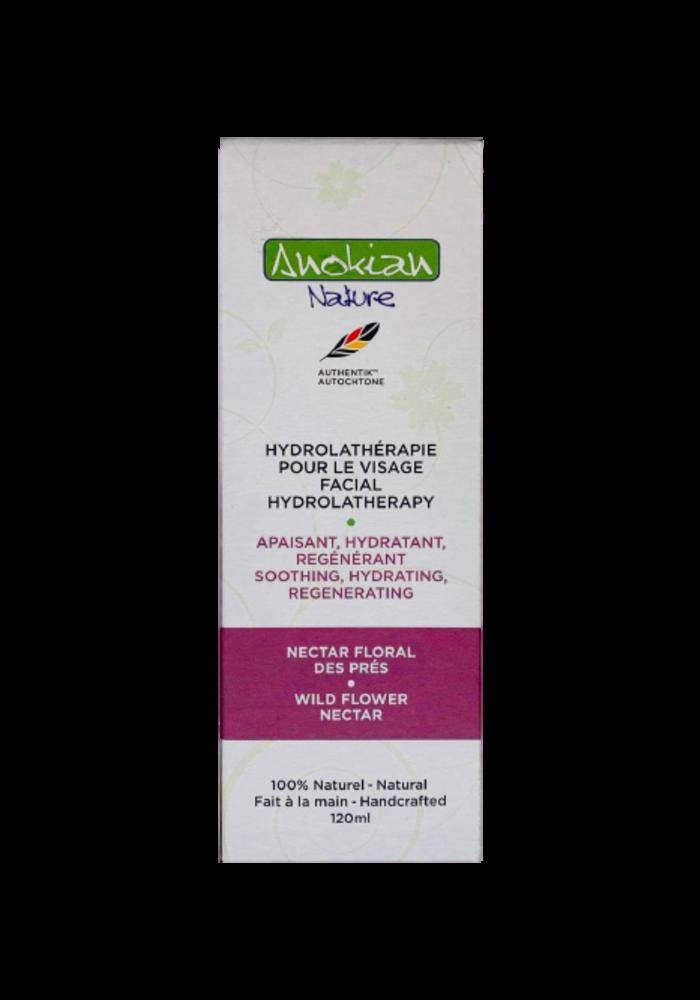 Anokian - Bruine Hydrolathérapie pour le visage