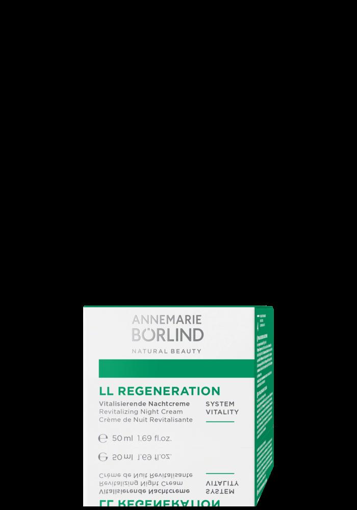 Anne Marie Börlind - LL Régénération - Crème nuit 50ml