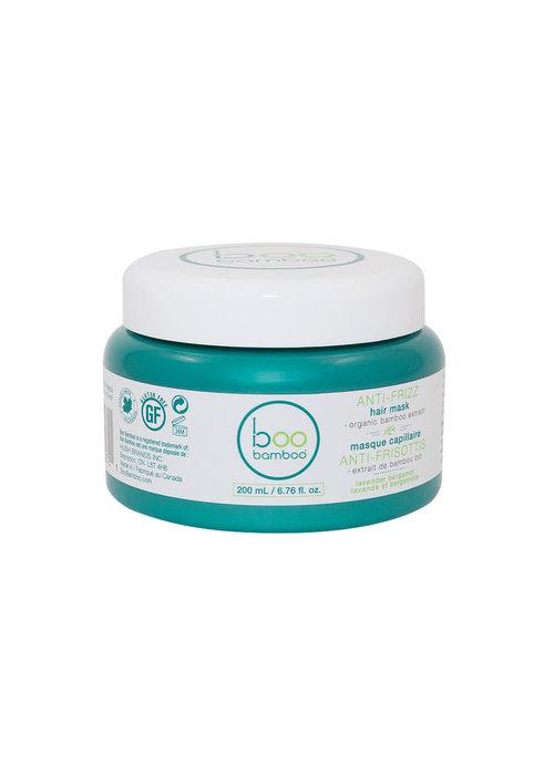 Boo Bamboo Boo Bamboo -  Masque Capillaire - Anti-Frisottis 200ml
