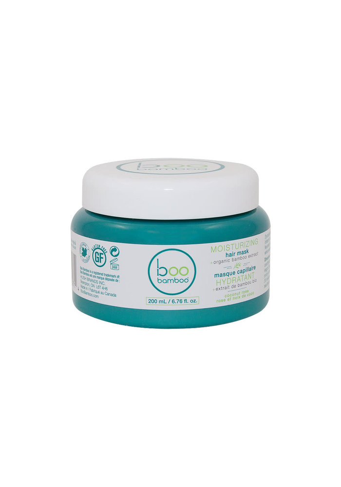 Boo Bamboo -  Masque Capillaire - Hydratant