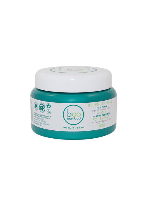 Boo Bamboo Boo Bamboo -  Masque Capillaire - Fortifiant 200ml