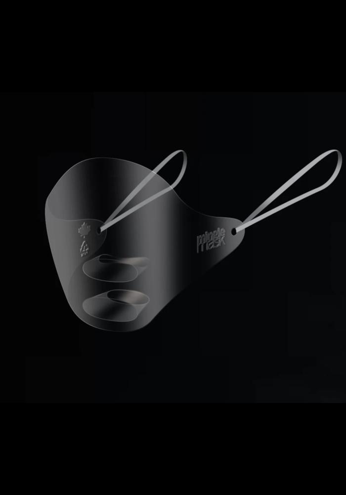 Mingle Mask - Masque de protection transparent