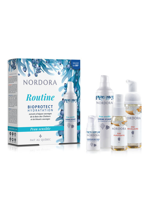 Nordora Nordora - Boîte Routine Bioprotect - Peau sensible