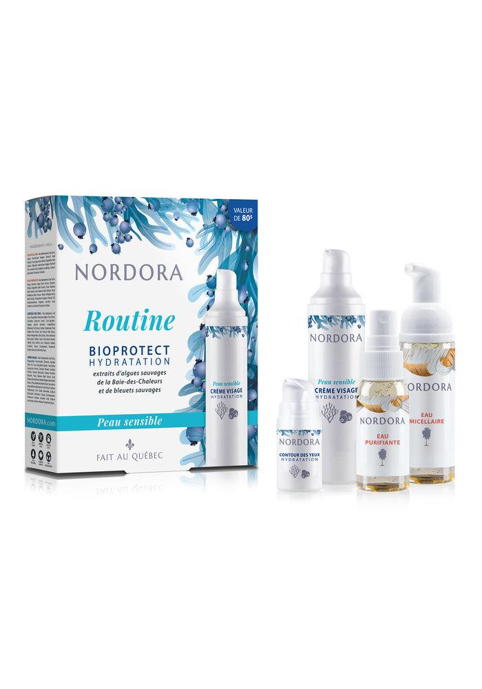 Nordora - Boîte Routine Bioprotect - Peau sensible