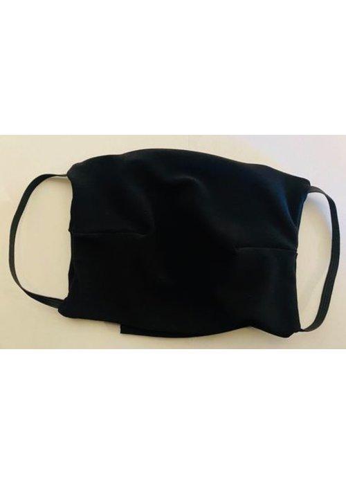 Selv Masque de protection doux pour la peau ENFANT Noir