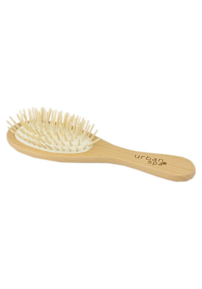 Urban Spa - Brosse à cheveux doux massage