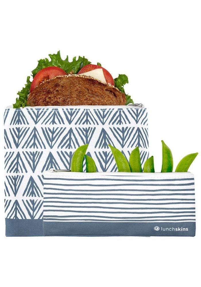 Lunchskins - Sac à collation réutilisable (2)