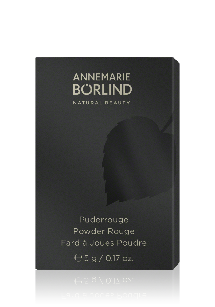 Anne Marie Börlind - Fard à Joues - Raspberry