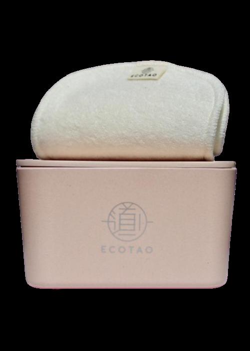 EcoTao EcoTao - Coffret beauté Rose 7 lingettes