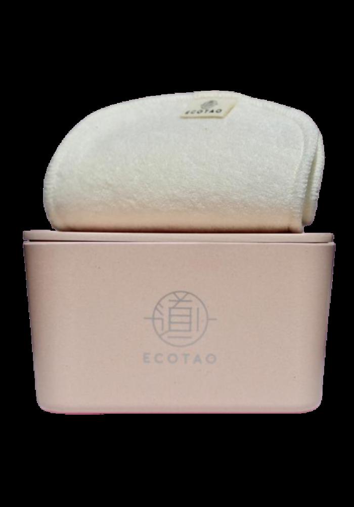 EcoTao - Coffret beauté Rose 7 lingettes