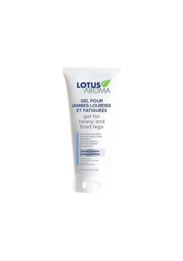 Lotus Aroma - Gel jambes lourdes et fatiguées