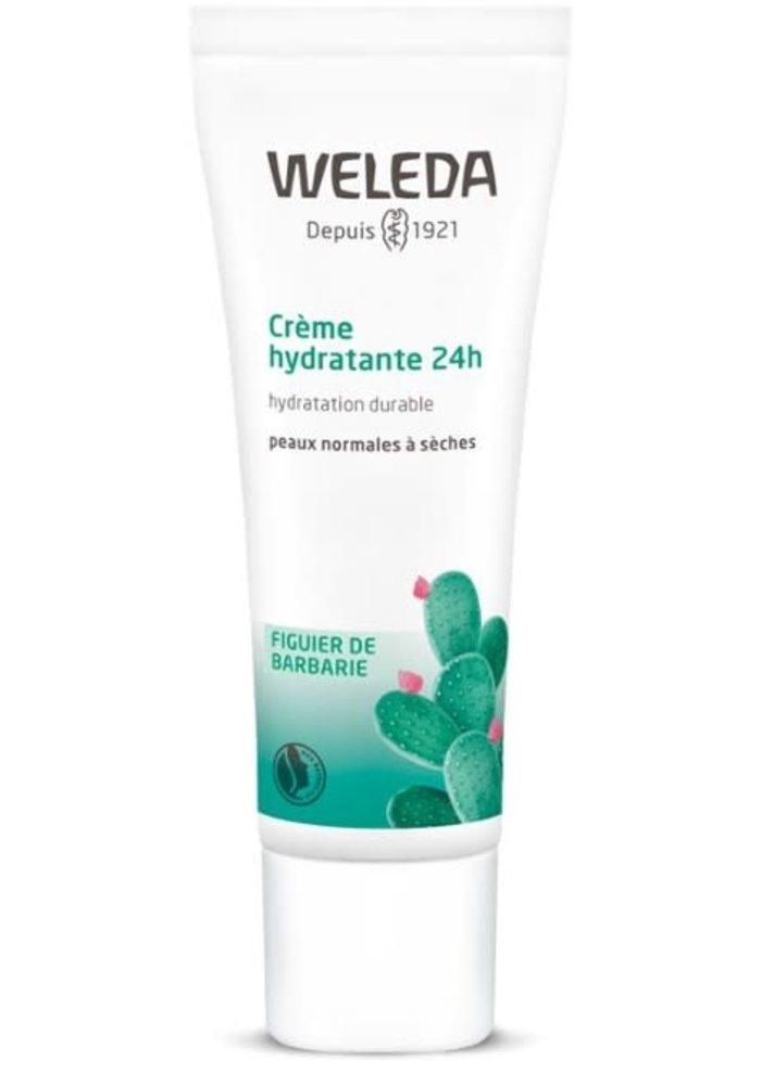 Weleda - Crème  Hydratante Quotidienne Diaphane 30ml