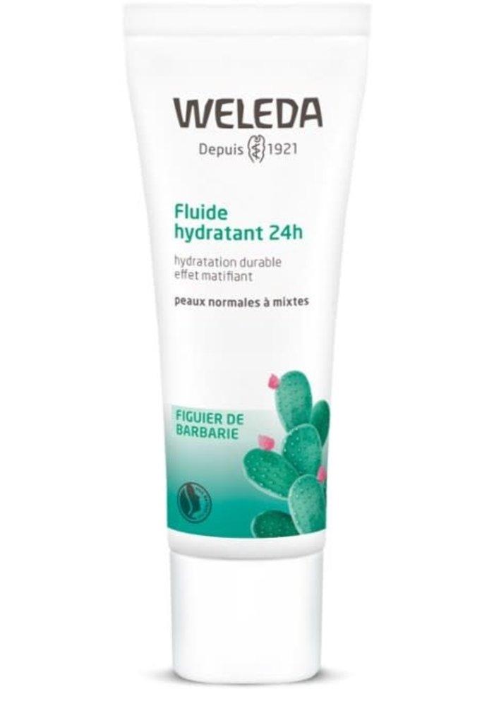 Weleda - Lotion Rosée Hydratante Quotidienne Diaphane 30ml