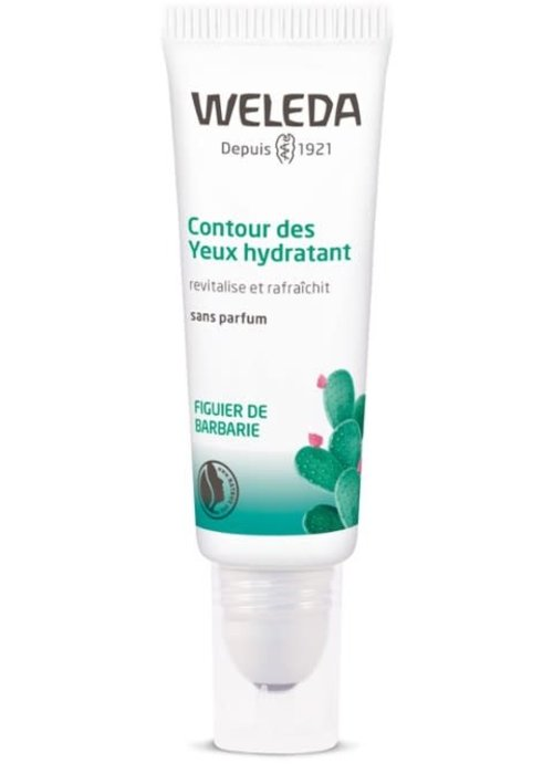 Weleda Weleda - Gel Contour des Yeux Hydratant Diaphane 10ml