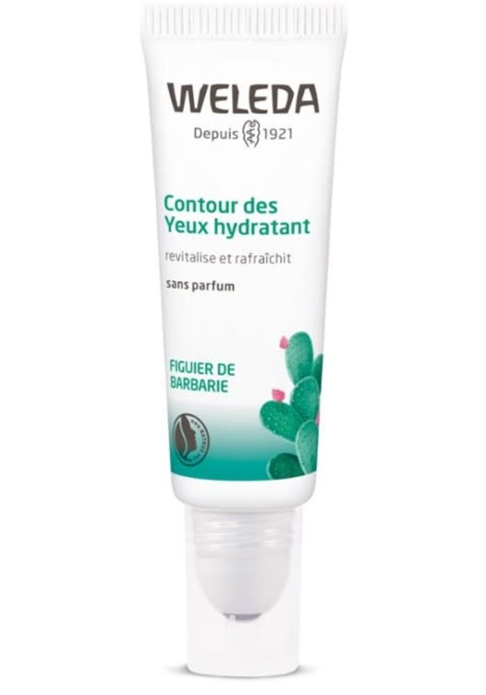 Weleda - Gel Contour des Yeux Hydratant Diaphane 10ml