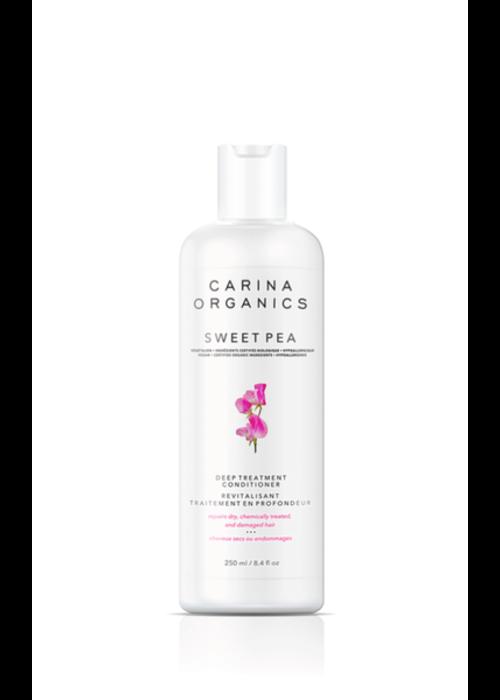 Carina Carina - Revitalisant pour traitement en profondeur Sweet Pea - 250ml