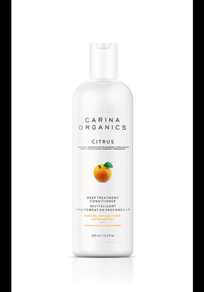 Carina - Revitalisant pour traitement en profondeur Citrus 360ml