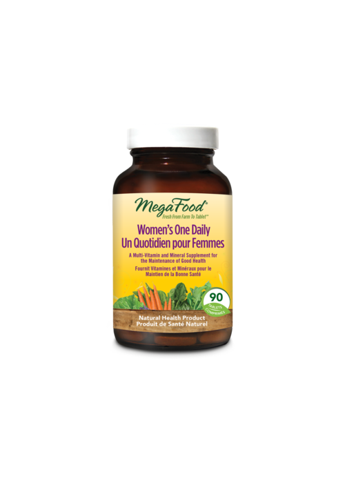 Mega Food Mega Food - Un Quotidien pour Femmes - Multi-Vitamine 90 comprimés