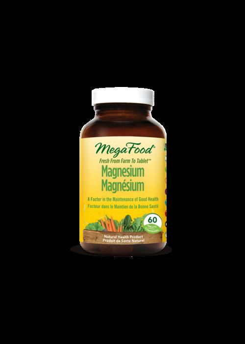 Mega Food Mega Food - Magnésium 60 capsules