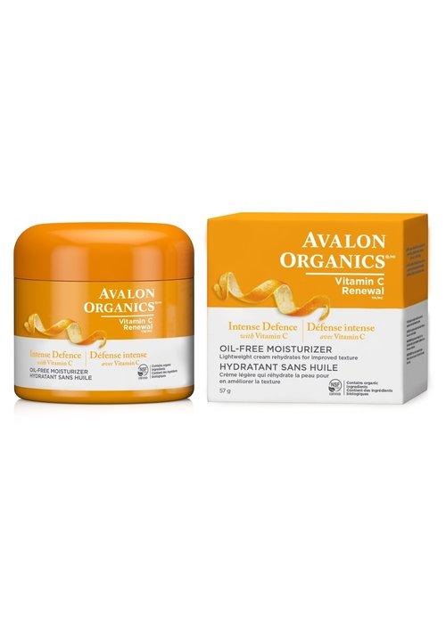Avalon Organics Avalon Organics - Crème hydratante sans huile Vitamine C 57g