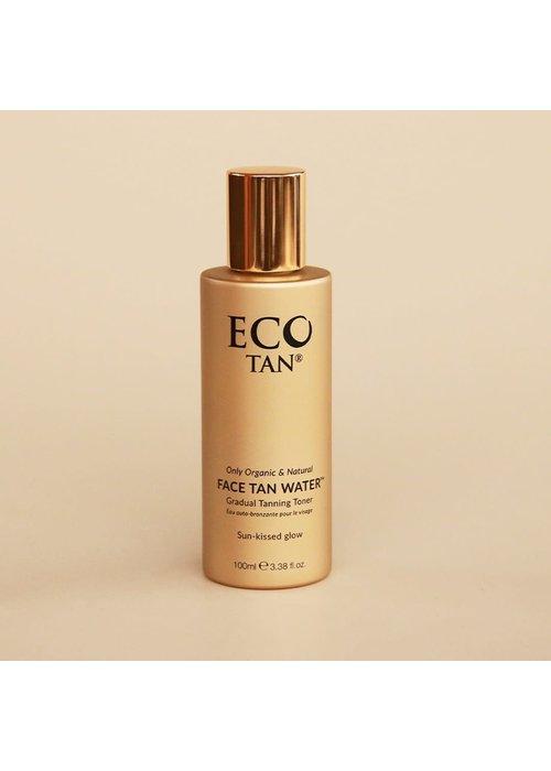 Eco Tan Eco Tan - Eau auto-bronzante pour le visage 100 ml - naturel