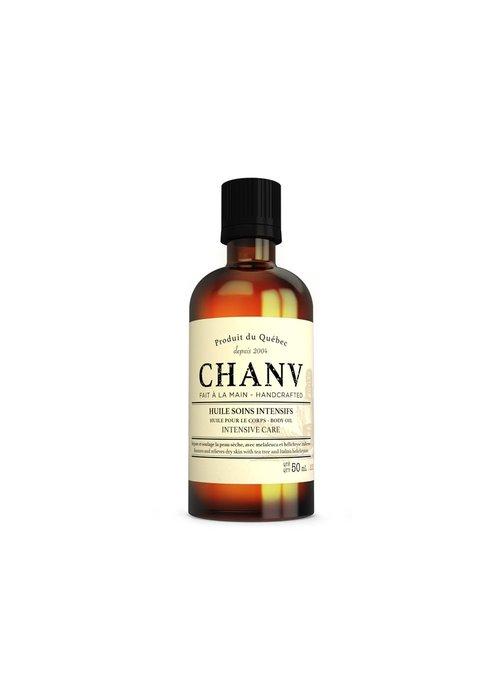 Chanv Chanv - Huile soins intensifs- Produit naturel
