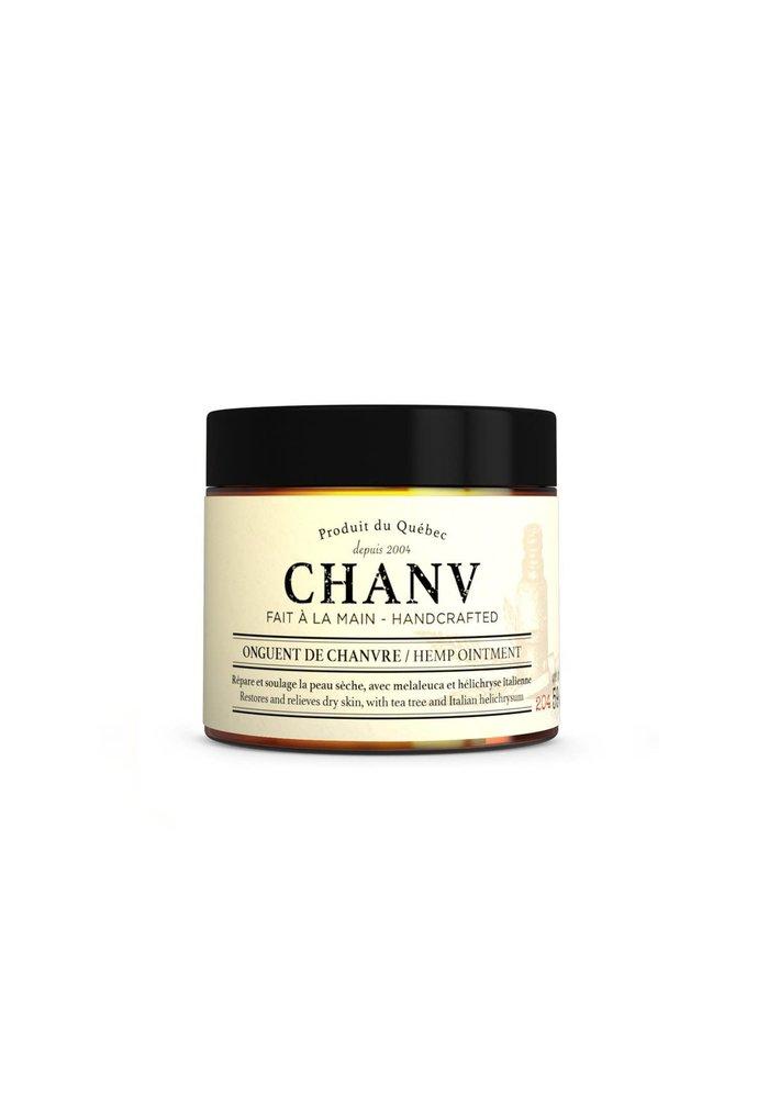 Chanv - Onguent de chanvre 59ml
