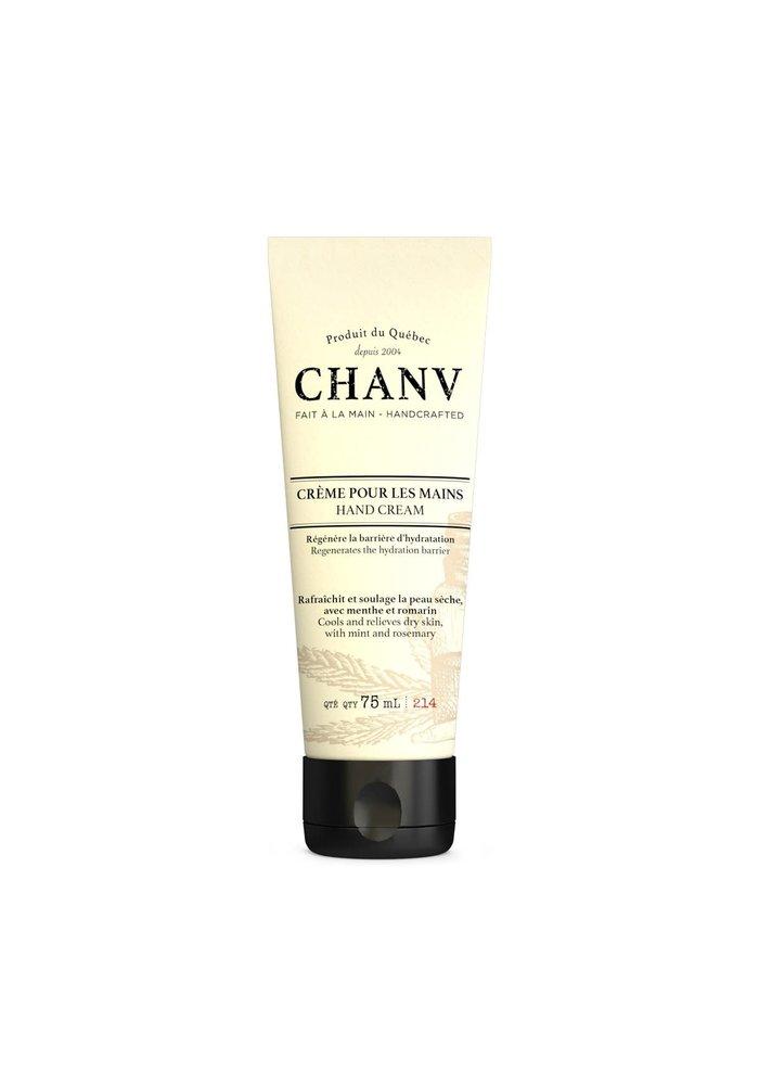 Chanv - Crème pour les mains, pieds et corps en tube 75 ml