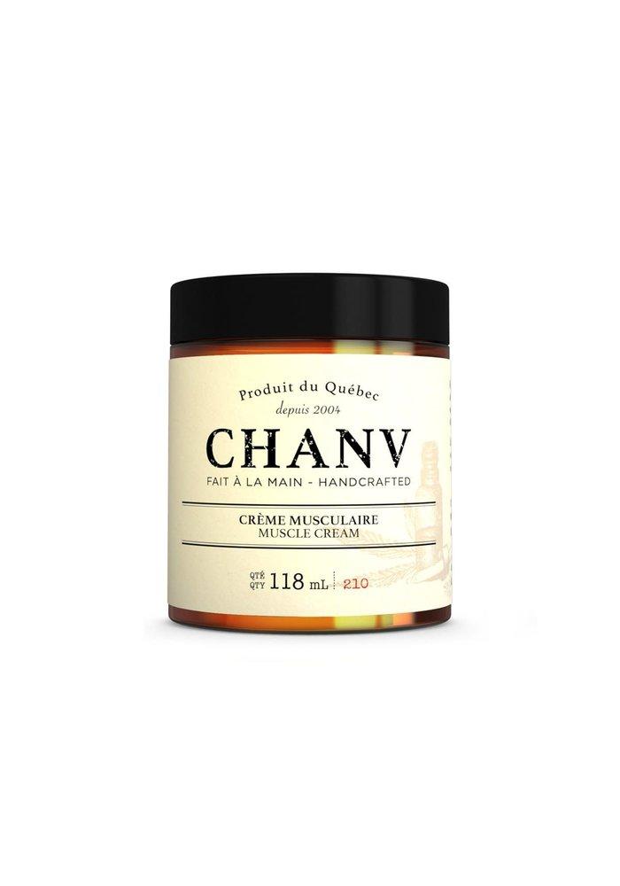 Chanv - Crème musculaire