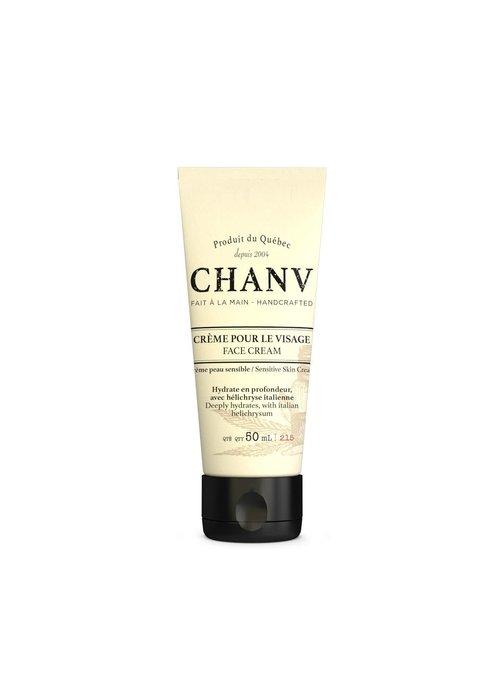 Chanv Chanv - Crème pour le visage en tube 50 ml