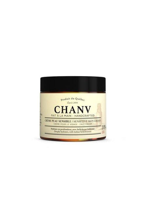 Chanv Chanv - Crème peau sensible en pot 50 ml