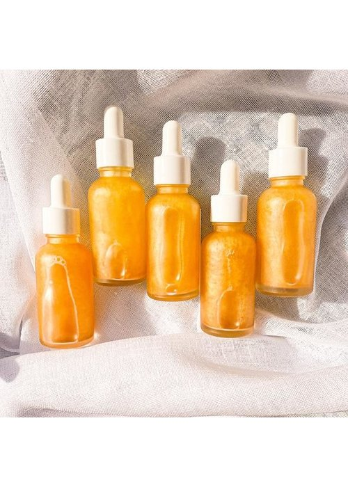 Scrumptious Oils Scrumptious Oils - Élixir pour le visage GOLD - Mangue Papaye 30ml