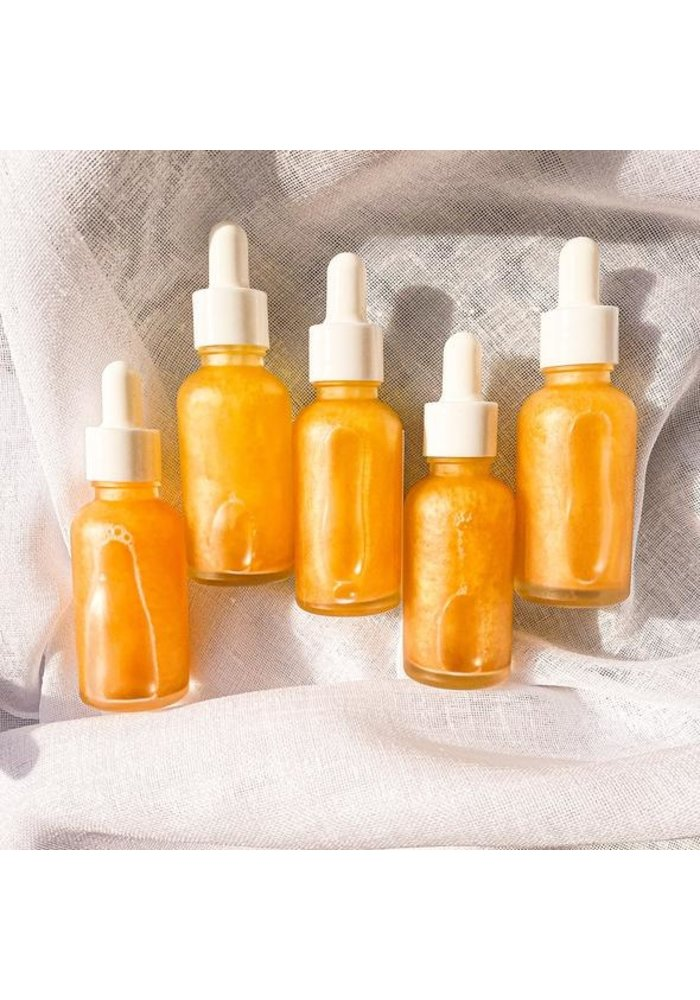 Scrumptious Oils - Élixir pour le visage GOLD - Mangue Papaye 30ml