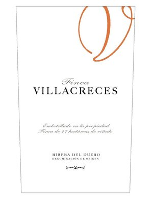 Wine FINCA VILLACRECES 2012