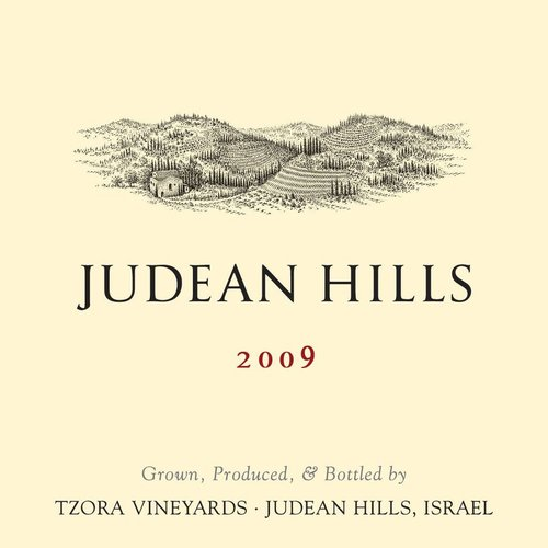 Wine TZORA VINEYARDS JUDEAN HILLS RED 2016