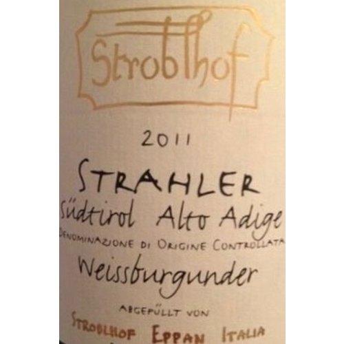 Wine STROBLHOF STRAHLER PINOT BIANCO 2015