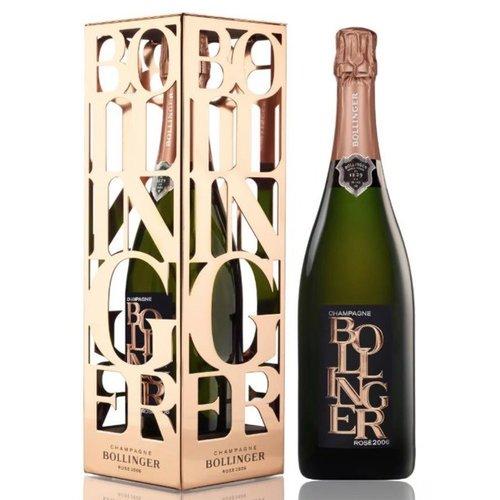 Sparkling BOLLINGER BRUT 'SPECIAL EDITION' ROSE CHAMPAGNE 2006