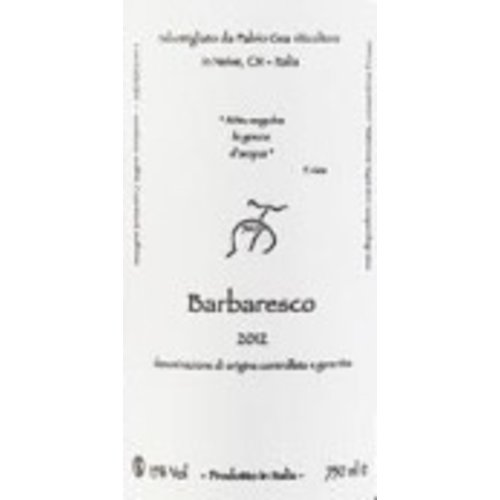 Wine FABIO GEA BARBARESCO 2013