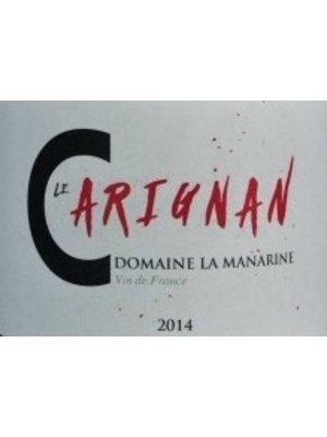 Wine DOMAINE LA MANARINE LE CARIGNAN 2016