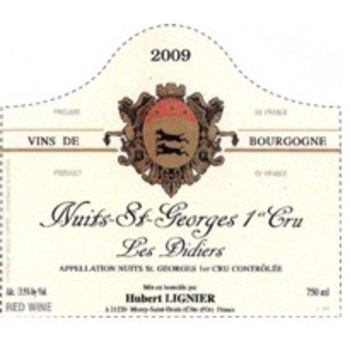Wine HUBERT LIGNIER NUITS SAINT GEORGES 'LES DIDIERS' 1ER CRU 2010 1.5L
