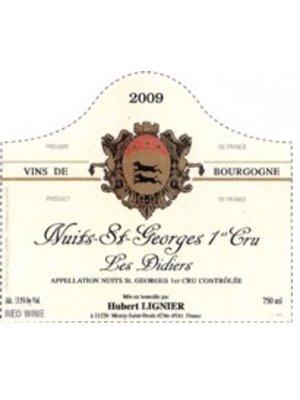 Wine HUBERT LIGNIER NUITS-SAINT-GEORGES 'LES DIDIERS' 1ER CRU 2009 1.5L
