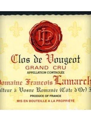 Wine LAMARCHE CLOS VOUGEOT GRAND CRU 2010