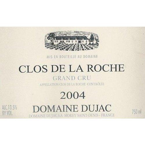 Wine DOMAINE DUJAC CLOS DE LA ROCHE GRAND CRU 2011