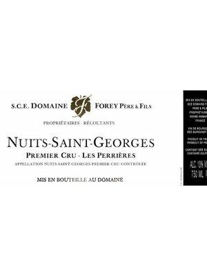Wine REGIS FOREY NUITS SAINT GEORGES 'LES SAINT GEORGES' 1ER CRU 2010