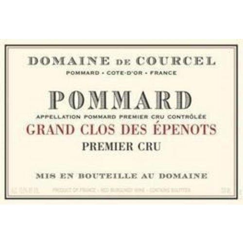 Wine DOMAINE DE COURCEL POMMARD 'GRAND CLOS DES EPENOTS' 1ER CRU 2010