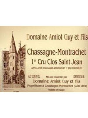 Wine AMIOT GUY ET FILS CHASSAGNE MONTRACHET 'CLOS SAINT JEAN' 1ER CRU ROUGE 2011