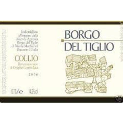 Wine BORGO DEL TIGLIO COLLIO 2014