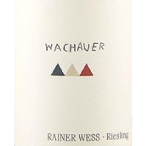 Wine RAINER WESS GRUNER VELTLINER 'WACHAUER' 2013