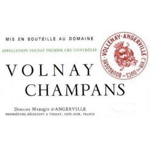 Wine MARQUIS D'ANGERVILLE VOLNAY 'CHAMPANS' 1ER CRU 2011